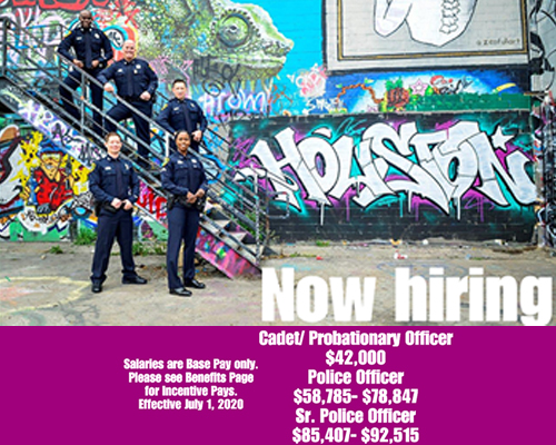 HPD Salary Ranges